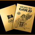 ワンピース映画2016『ゴールド』前売り券特典第一弾は金の金太郎ルフィ!?